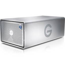 G-Technology G-RAID Removable Thunderbolt 3 USB-C 12TB