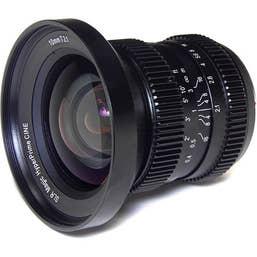 SLR Magic Hyper Prime Lens 10mm T2.1 MFT Mount