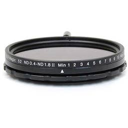 SLR Magic Variable ND (52mm Rear Thread, 62mm Front)