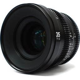 SLR Magic APO Micro Prime Cinema Lens 35mm T1.3 (FF) E