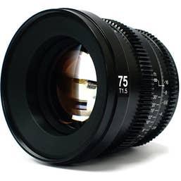 SLR Magic APO Micro Prime Cinema Lens 75mm T1.5 (FF) E