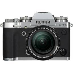 Fujifilm X-T3  - Silver w/ 18-55mm XF f/2.8-4 R LM OIS