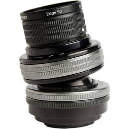 LENSBABY Composer Pro II w/ Edge 50 Optic - Fujifilm X