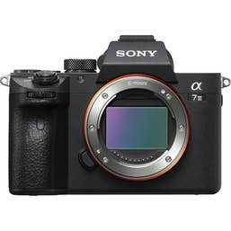 Sony A7 Mark III /  24-105mm f/4 G OSS Lens Kit