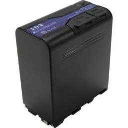 IDX ID-SL-F70 70Wh 7.2V/9600mAh Lithium ion Battery for Sony NP-F type