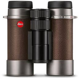 LEICA ULTRAVID 8x32 HD-PLUS (Grey with Brown)