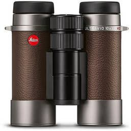 LEICA ULTRAVID 10x32 HD-PLUS (Grey with Brown)