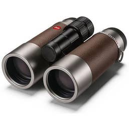 LEICA ULTRAVID 10x42 HD-PLUS (Grey with Brown)