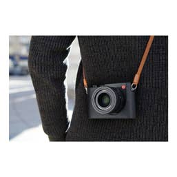 Leica Carrying Strap Q2 Brown