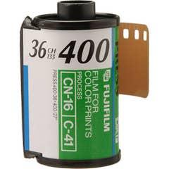 Fujifilm Superia 400 135-36 exp (3 Pack)