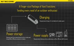 Nitecore F1 Flexible Power Bank
