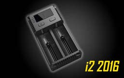 Nitecore Intellicharger i2 Smart Charger