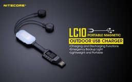 Nitecore LC10 Outdoor USB