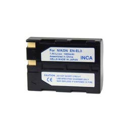 INCA Nikon EN-EL3 Replacement Battery