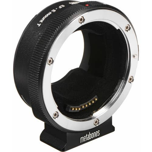 Metabones Canon EF to Sony E Mount T CINE (Black Matte)