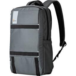 "Lowepro Backpack Urbex 20L Grey Slim Design Fits 15"""