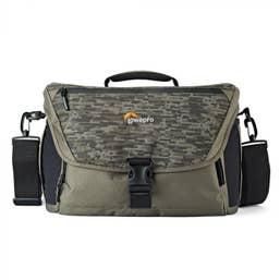 Lowepro Bag Shoulder Nova 200 II Camo Fits 1-2 Pro DSLR + 5