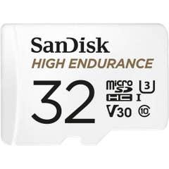 SanDisk High Endurance microSDHC Card 32GB 100MB/S