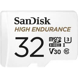 SanDisk High Endurance microSDHC Card 32GB 100MB/S