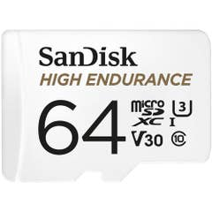 SanDisk High Endurance microSDXC Card 64G 100MB/S