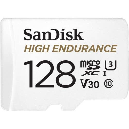 SanDisk High Endurance microSDXC Card 128G 100MB/S
