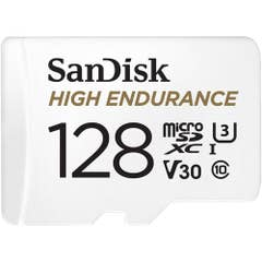 SanDisk High Endurance microSDXC Card 128G 100MB/S