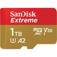 SanDisk Extreme microSDXC 1TB 160MB/S