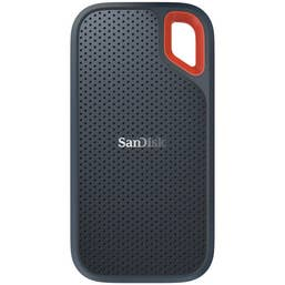 SanDisk Extreme Portable SSD 500GB USB 3.1, Type C & Type A