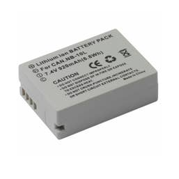 INCA Battery Replacement Canon NB-10L Li-Ion 7.4v approx 850mAh