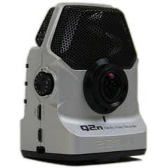ZOOM Q2N Handy VIdeo Recorder- Silver  (1080p )