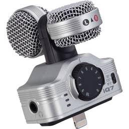 ZOOM iQ7 MS Professional Microphone