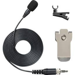 ZOOM Lavalier Microphone Package for F1 APF-1