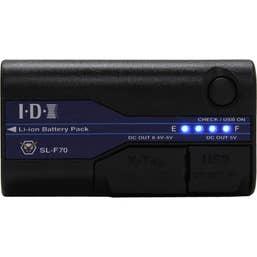 IDX 2A2F70 Power Bundle (Includes 2x SL-F70, 1x LC-2A)