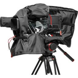 Manfrotto RC-10 Pro Light Video Camera Raincover for Medium-Size Camco