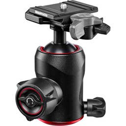 Manfrotto MH496-BH Ball Head Compact with QR 200PL-Pro