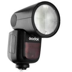 Godox V1 TTL Li-Ion Round Head Camera Flash for Nikon