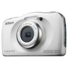 Nikon W150 Camera White