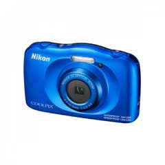 Nikon W150 Camera Blue