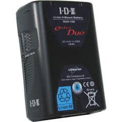 IDX 146Wh Li-ion V-Mount Battery DUO-150