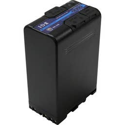 IDX 93Wh 14.4V/6.4Ah Lithium ion Battery for BP-U type