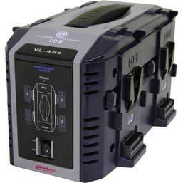 IDX ID-VL-4Se 4-Channel Fully Simultaneous Quick Charger