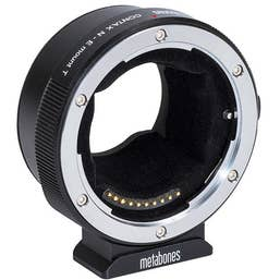 Metabones Contax N to E-mount Smart Adapter (Black Matt)