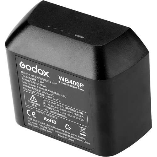 Godox WB400P Battery for AD400Pro
