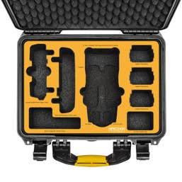 HPRC 2400 Case for DJI MAVIC 2 PRO/ZOOM + SMART CONTROLLER
