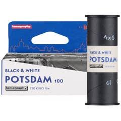 Lomography B&W 100/120 Potsdam Kino Film