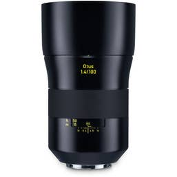 Zeiss Otus 100mm f/1.4 ZE for Canon