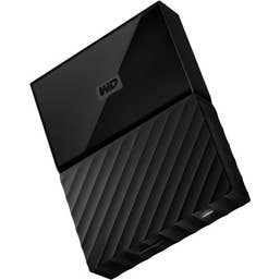 Western Digital My Passport Portable Hard Drive 4TB BLK