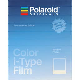 Polaroid Originals Colour Film Suits i-1 and One Step 2 (Summer Blues