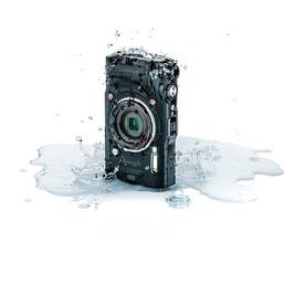 Olympus TG-6 Digital Camera - Black