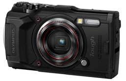 Olympus TG-6 Digital Camera - Black